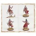 Runewars (Anglais) - Uthuk Y'llan Infantry Command Unit Upgrade Expansion 3