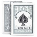 Bicycle : Rider Back - Argent 0