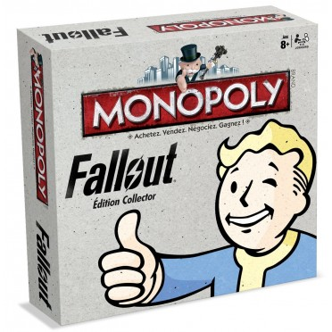 Monopoly Fallout - Edition Collector