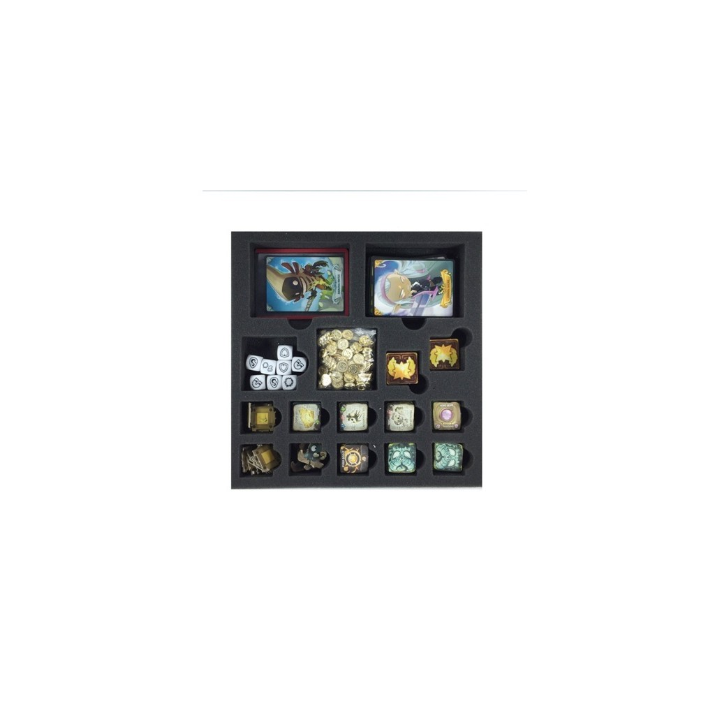 krosmaster arena game board foam kit boutique philibert