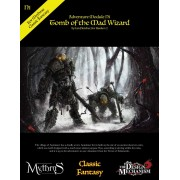 Mythras - Tomb of the Mad Wizard pas cher