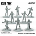 Star Trek Adventures - Miniatures : The Original Series Bridge Crew 0