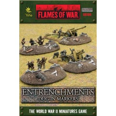Entrenchments - Dug in Markers