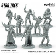 Star Trek Adventures - Miniatures : Klingon Warband