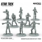 Star Trek Adventures - Miniatures : Romulan Strike Team pas cher