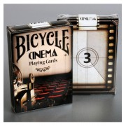 Cinema - Bicycle - 54 Cartes à Jouer