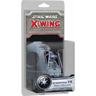X-Wing - Le Jeu de Figurines - Intercepteur TIE