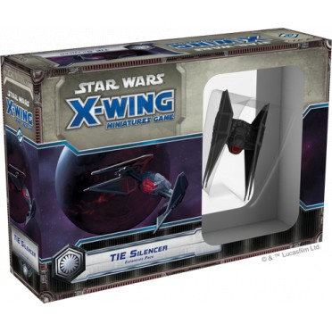 Star Wars X-Wing - TIE Silencer Expansion Pack
