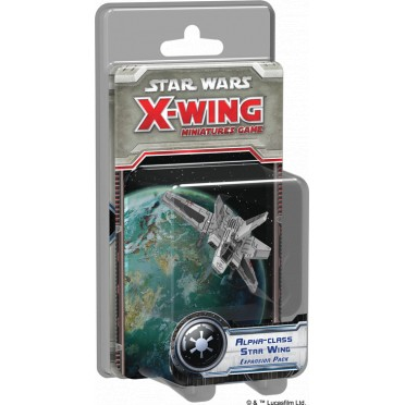 Star Wars X-Wing - Alpha-class Star Wing Expansion Pack