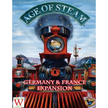 Age of Steam - Germany France