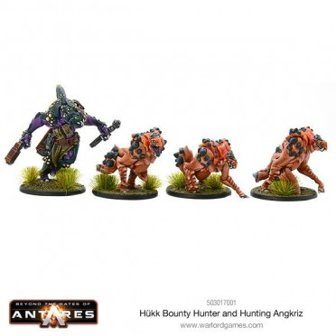 Antares - Hükk Bounty Hunter and Hunting Angkriz