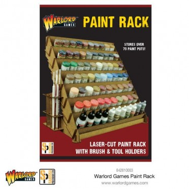 Warlord - Large Paint Rack