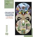 Puzzle - The Califorinia Desert Mountains de Charley Harper - 1000 Pièces 0