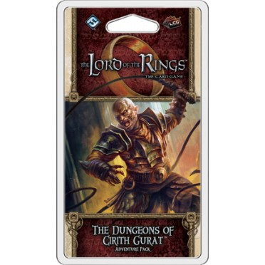 Lord of the Rings LCG - The Dungeons of Cirith Gurat