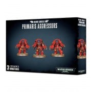 W40K : Adeptus Astartes - Blood Angels Primaris Agressors pas cher