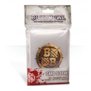 Blood Bowl : Accessoires - Special Play Card Sleeves