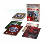 Blood Bowl : Cartes d'Equipe - Humains VF