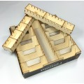 Organizer - compatible with LCG Medium Box 0