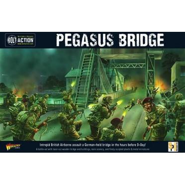 Bolt Action - Pegasus Bridge Second Edition