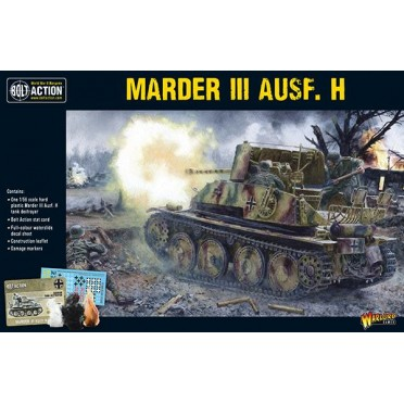Bolt Action - Marder III