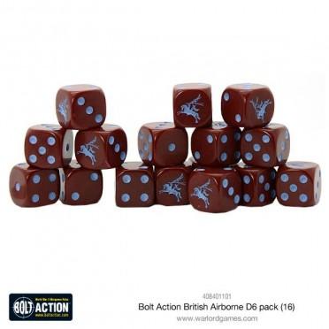 Bolt Action - British Airborne D6 pack