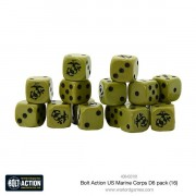 Bolt Action - US Marine Corps D6 Pack