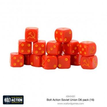 Bolt Action - Soviet Union D6 pack