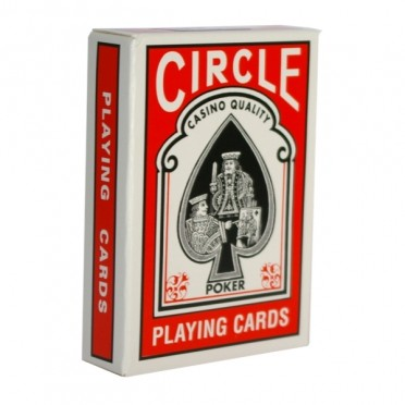 54 Cartes Grimaud Circle
