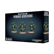 W40K : Adeptus Astartes - Dark Angels Primaris Agressors