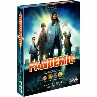 Pandemic (Anglais)