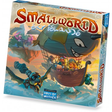 Small World - Sky Islands (Anglais)