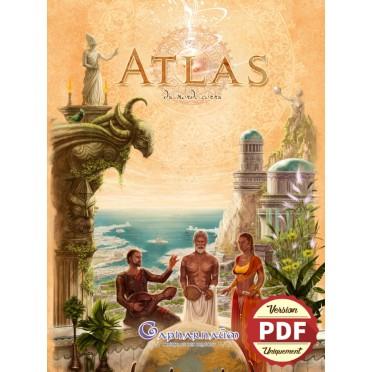 Capharnaüm - Atlas du Monde Connu - Version PDF