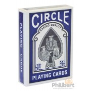 54 Cartes Grimaud Circle Bleu