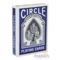 54 Cartes Grimaud Circle Bleu 0