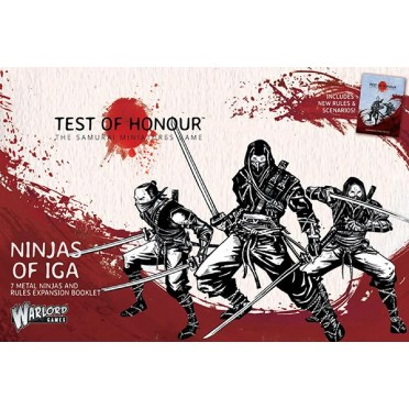 Test of Honour - Ninja of Iga