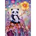 Puzzle - Dreaming Panda - 1000 Pièces 1
