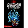 D&D - Spellbook Cards - Xanathar's Guide to Everything 0