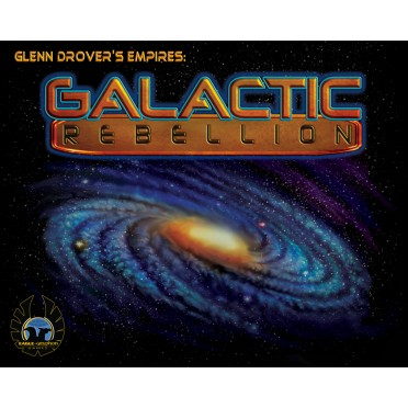 Glenn Drover's Empires - Galactic Rebellion Limited Edition
