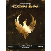 Conan - Gamemaster Screen