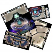 Star Trek Adventures - The Next Generation Starfleet Tile Set