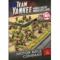 Team Yankee - Motor Rifle Company 0