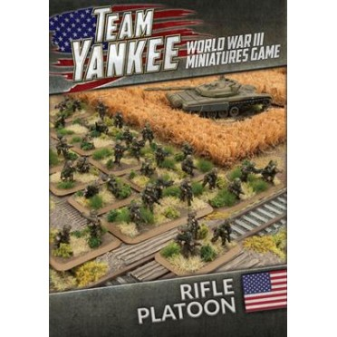 Team Yankee - Rifle Platoon