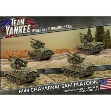 Team Yankee - M48 Chaparral SAM Platoon