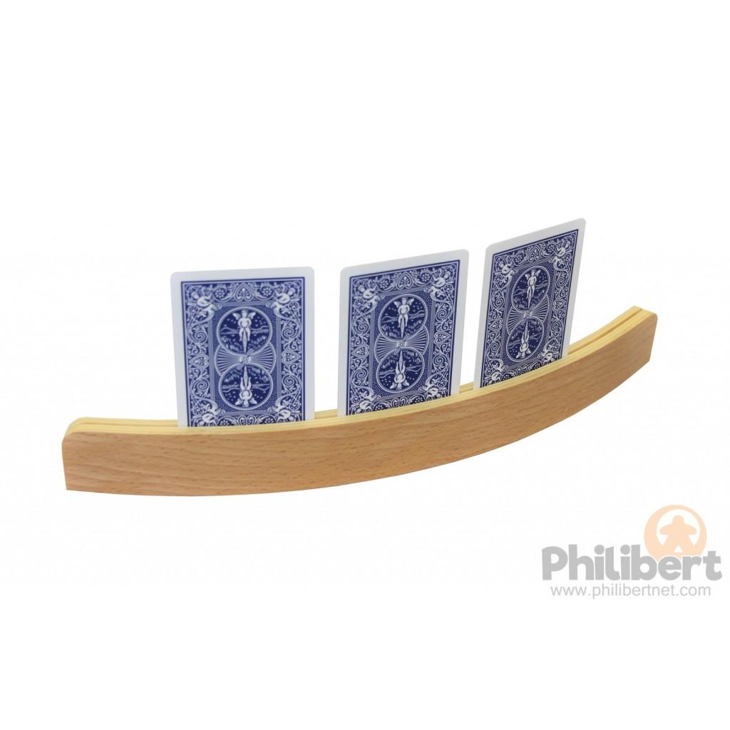 acheter porte cartes bois petit mod le boutique philibert. Black Bedroom Furniture Sets. Home Design Ideas