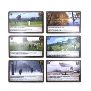 Scythe Bonus Promo Pack - 6 Promo Encounter Cards