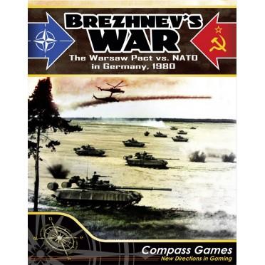 Brezhnev's War: NATO vs. the Warsaw Pact in Germany, 1980