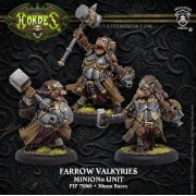 Hordes - Farrow Valkyries