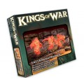 Kings of War - Régiment d'élémentaires de Feu 0