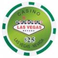 Jetons Vegas 25$ 0