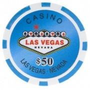 Jetons Vegas 50$